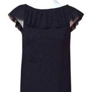 Jean Paul-Gaultier Black dress